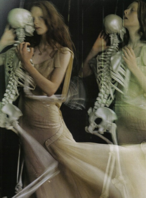 Alice Gibb by Tim Walker for Vogue Italia November 2008