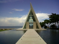 Wedding Chapel @Conrad Hotel, Nusa Dua, Bali, Indonesia submitted by: reiskamp, thanks!