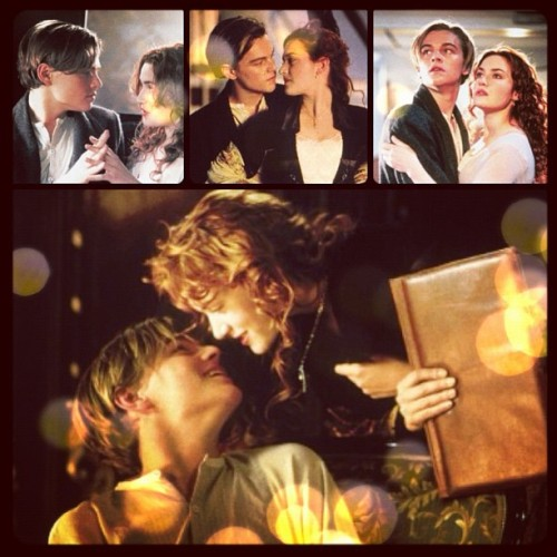 who doesn't love this couple?! this movie is timeless!!❤ i wanna watch this with him.. :(( (Taken with instagram)