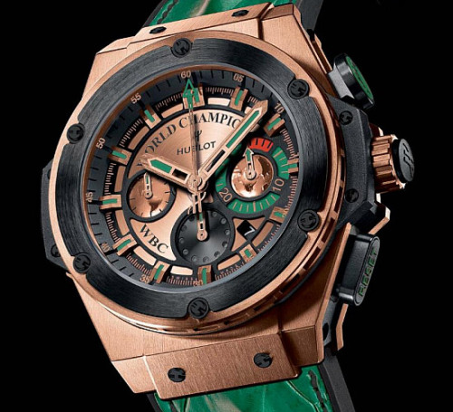 Hublot LE World Boxing Council