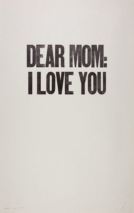 view-from-up-here:  i love you mommy <3