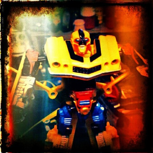 ZomBee (Taken with instagram)