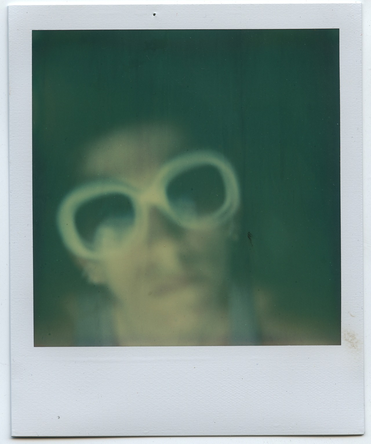 Polaroid Artistic tz -self portraits