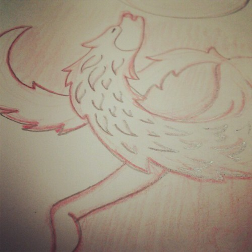 WIP (Taken with instagram)