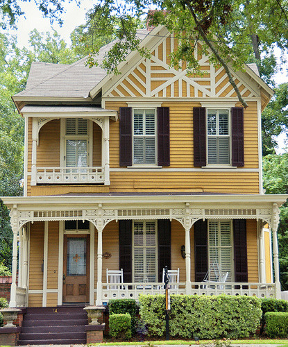 Victorian House (by ❀Patti-Jo) Columbus, Georgia, USA