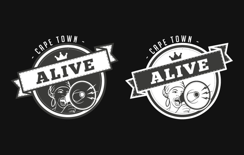 Cape Town Alive Logo CTA Website CTA Facebook