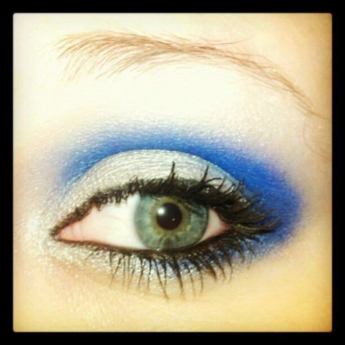#makeup, #sugarpill, #art (Taken with instagram)