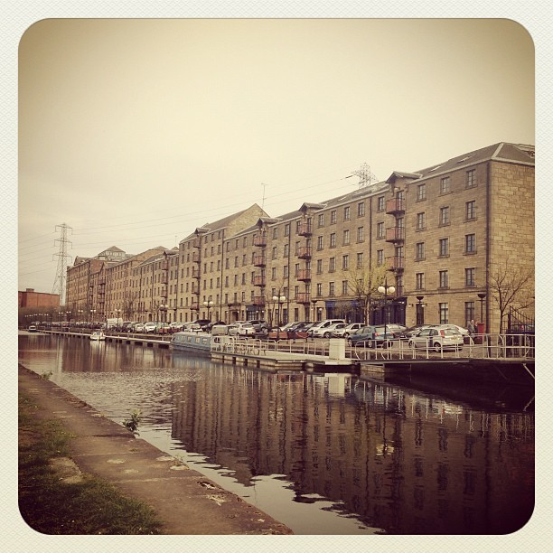 I want to live here (Taken with Instagram at Speirs Wharf)