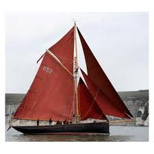 This is the Jolie Brise. It is a 90 year old Cutter that hails from the port of Hamble, Southampton. In a few months, myself and 8 others will be sailing on this awesome boat to the south of France, in time for the Tall Ships race, and I can't wait. :D