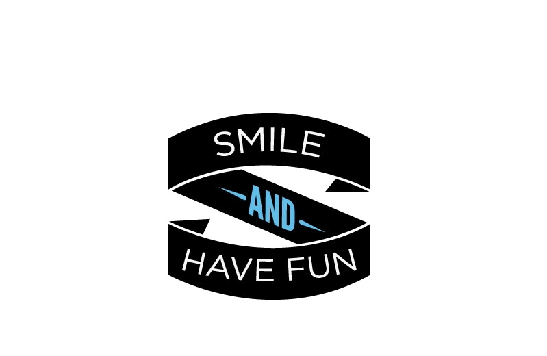 smile & have fun.