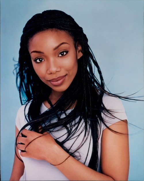 A blast from the past…Brandy looking oh so sweet