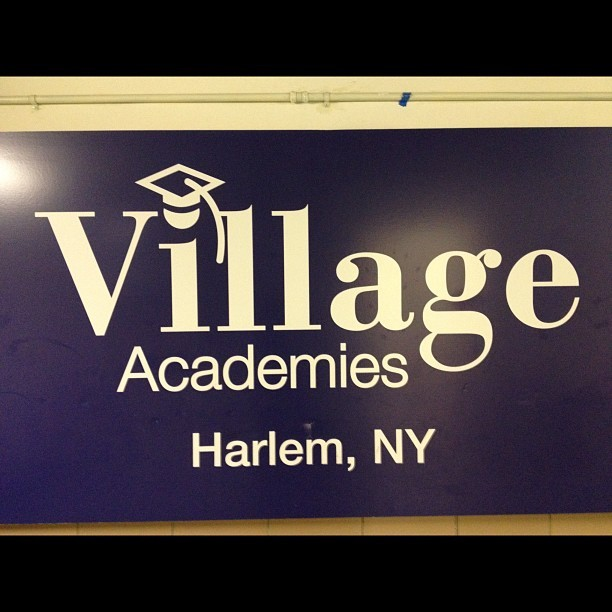 graelife:  @graetherapy is @ Harlem village for the teachers and staff (Taken with instagram)