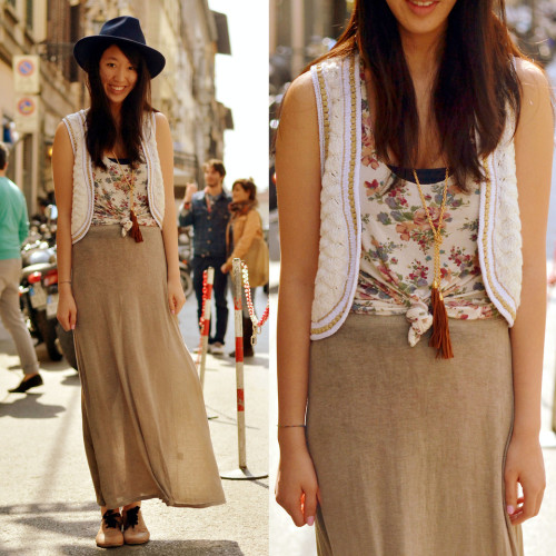 lookbookdotnu:  Firenze (by Stephanie Huang)