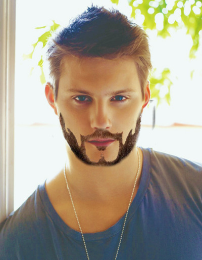 #3; Seneca Crane's Beard travels to Alexander Ludwig. Submitted by life-will-love-you-always