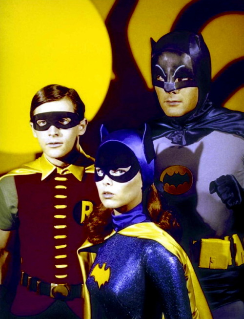 "Listening to the Ramones ""We're A Happy Family"" and staring at the Bat Brood."