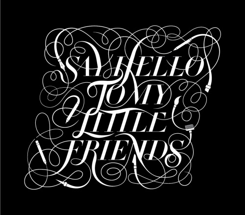 "Designersgotoheaven.com - ""Say hello to my little friends"" by @AndreiRobu"