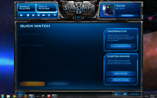 Does this mean I beat Starcraft?