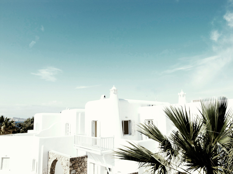 aminuteofperfection:  Mykonos