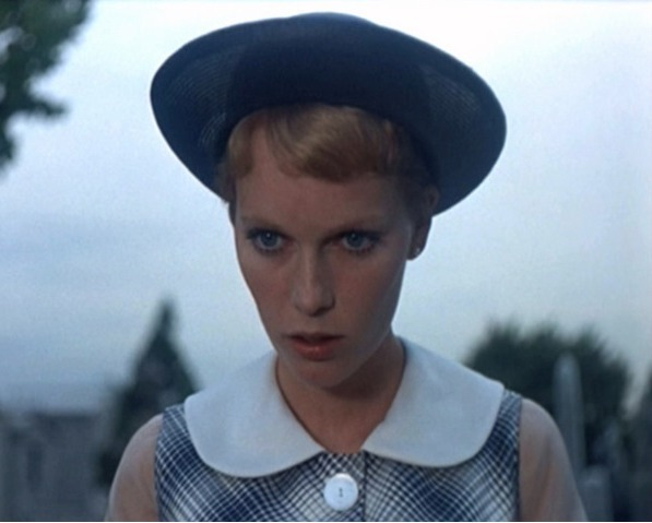 "Style Icon - Mia Farrow in ""Rosemary's Baby"""