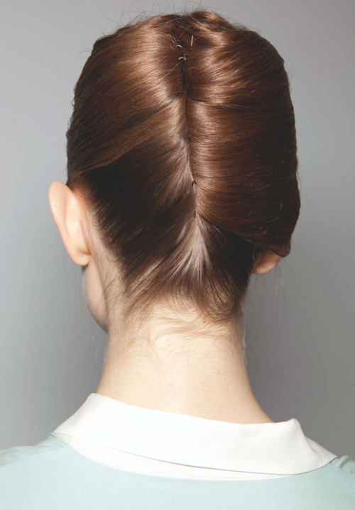 passionedelamode:  classic hair that I like