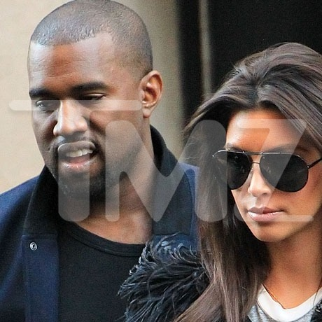 "Kim Kardashian and Kanye West are dating … for real.  Sources tell us the relationship is ""just starting."" The two were photographed on their way out of a movie date to see ""Hunger Games""  in NYC last night (above). We've put photo replies on for this one."