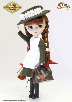 Pullip Regeneration Series — Anne