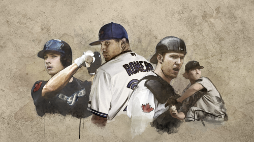 Happy Opening Day! Let's go Blue Jays!