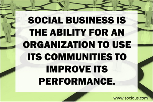 What is Social Business? A Clear Definition