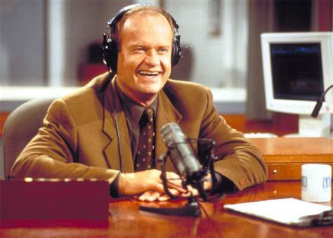 "Who is the real Frasier Crane? Source: @KenLevine #screenwriting #television #writer ""hows change over time and characters evolve. This generally begins happening when the original showrunners either leave to pursue other opportunities or back off their day-to-day involvement. New writers come on and although they try to be faithful to the series, elements of their sensibilities begin to seep in. It's only natural. And by the way, sometimes this can be a good thing. Occasionally show improve as a result of the new blood. Many DR. WHO fans feel that way about Steven Moffat's arrival to that series.  My writing partner, David Isaacs and I once found ourselves in a quandary about how to write FRASIER. We had been writing the Frasier Crane character since he first joined CHEERS in the third season. We continued to write him for the first few years of his own show. Then we went off to do ALMOST PERFECT for two years. When that show was unceremoniously dumped by CBS we were invited back on FRASIER. By then Casey, Lee & Angell were less involved than the first few years. Christopher Lloyd and Joe Keenan were essentially ….."""