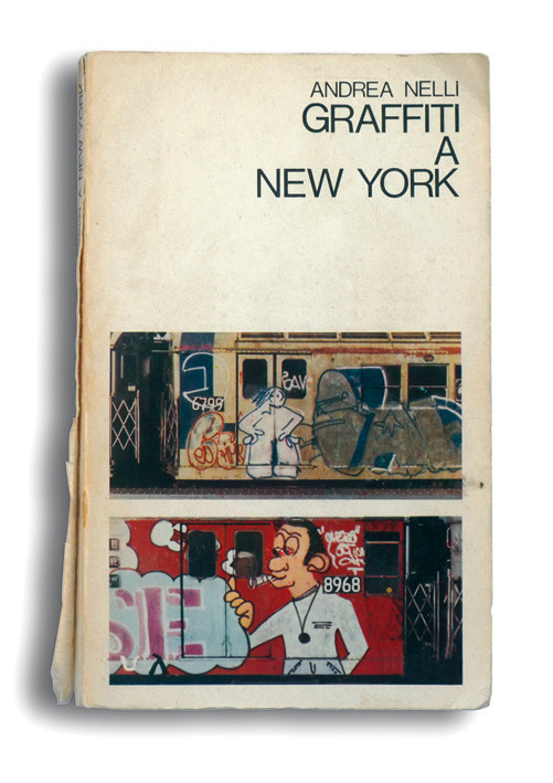 checksuru:  Graffiti A New York by Andrea Nelli