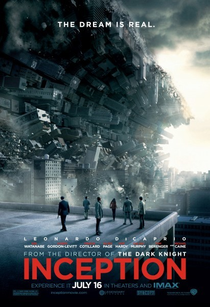 "save999things:  #34. Inception ""They say we only use a fraction of our brain's true potential. Now that's when we're awake. When we're asleep, we can do almost anything."""