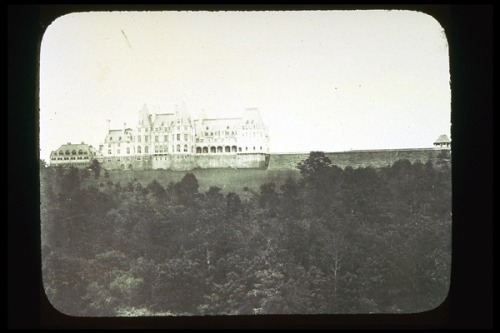Biltmore Estate, 1895 (Library of Congress)