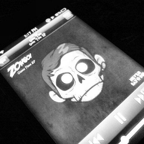 Game Time by Zomboy (Taken with instagram)