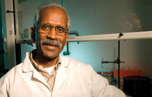 "2012 Fellows Awardee: Govindaswamy Chinnadurai, Ph.D.The Fellows Award recognizes a distinguished individual for outstanding achievement in science.   Chinnadurai has made ground-breaking contributions to the study of cancer, leading to a greater understanding of how normal cells are converted into cancer cells. With research consistently funded by the National Institutes of Health, Chinnadurai has invested 38 years in understanding the molecular mechanisms that human adenoviruses use to replicate in infected cells and to transform normal cells into cancerous ones. ""An important rule in research is to stick with one or two intellectual problems and see where they take you,"" Chinnadurai said. ""That's what I've done and it's taken us closer than ever to finding a cure for cancer."" - Nancy Solomon, SLU Virologist Govindaswamy Chinnadurai to Receive an Outstanding Scientist Award  Dr. Chinnadurai will be presented with his award at the 18th Annual Outstanding St. Louis Scientists Awards Dinner on Thursday, April 19 at the Chase Park Plaza Hotel."