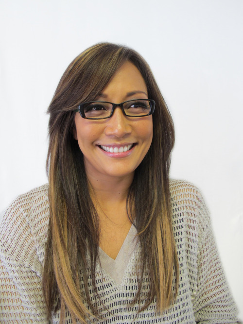 Carrie Ann Inaba looks fabulous in chic Nine West specs