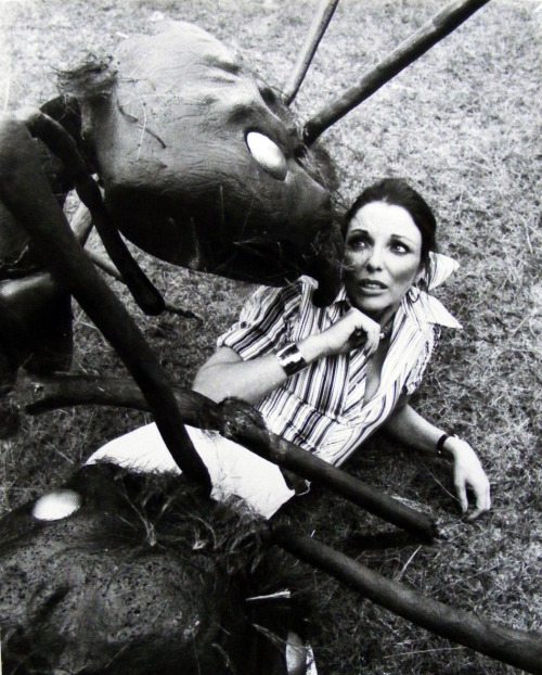 Joan Collins in Empire of the Ants (1977)