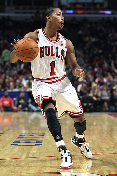 Not a Bulls fan but D Rose is one of my top 3 favorite players