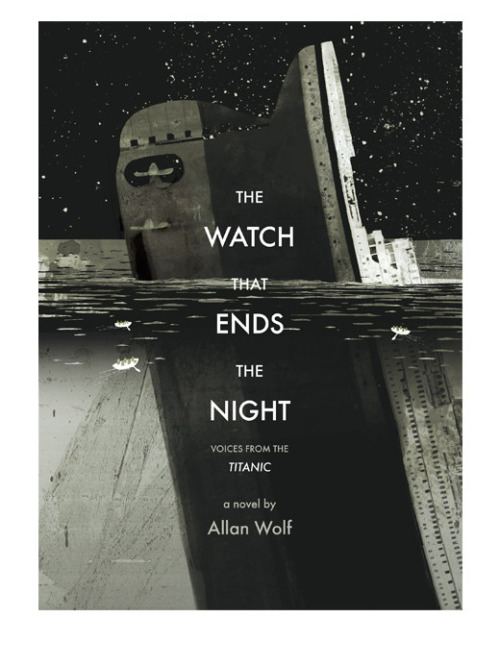 beatonna:  Beautiful book covers:  Jon Klassen's The Watch that Ends the Night  I do very much love this cover. The book's been on my list since it came out, but I haven't gotten around to it. Yet.