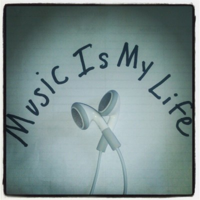 #MusicIsMyLife  (Taken with instagram)