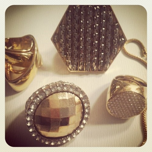 Golden years! #fashion #style #accesories  (Taken with instagram)
