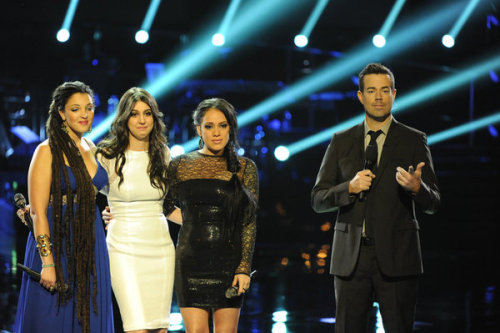 The Voice Results: Four Singers Cut. Read More Here.