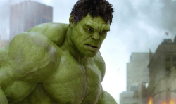 stormcoldsoul:  New Look At The Hulk Via THE AVENGERS Latest Still