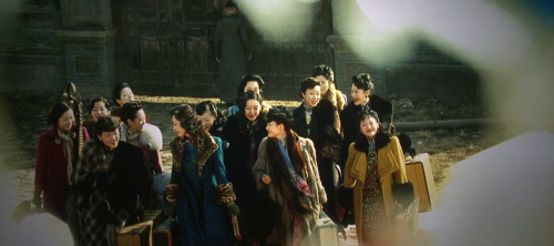 Jin líng shí san chai - The Flowers of War, 2011 (Yimou Zhang)