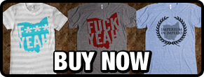 Buy Fuck Yeah Ohio t-shirts