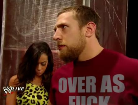 Preview of Daniel Bryan's New Shirt
