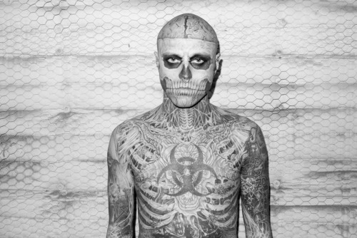 Zombie Boy at my studio #7