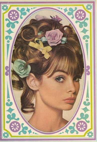 monsieur-j:  Jean Shrimpton - Yardley of London - 1967 Ad Campaign