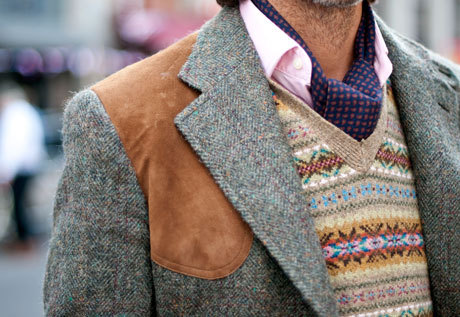 Street Style | Behind the Look of the Layered Gent by Guerreisms