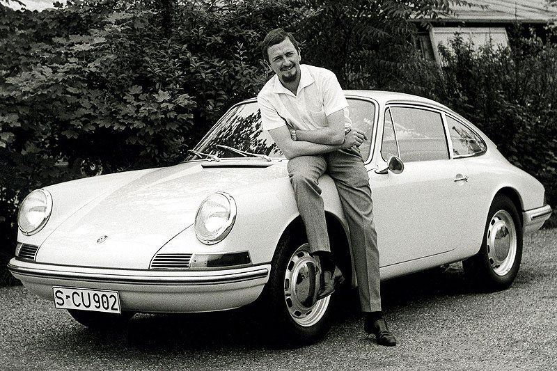 Ferdinand Alexander Porsche, the designer of the original 911, died today in Austria.  mypantalones:  Ferdinand Alexander Porsche, the designer of the original 911, died today in Austria. Porsche is dead. Long live Porsche.