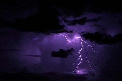 view-earth:  lightning Storm Australia (by tim phillips photos)